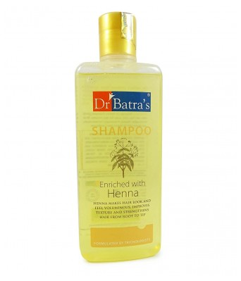 Dr. Batra s Normal Henna Shampoo 200 ml