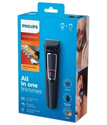 Philips Mg3730/15 Multi Grooming Set (Black)