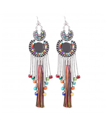 Aradhya Fashion Jewellery Fancy Party Wear Earrings (Multicolor)