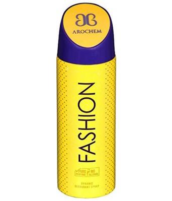 Arochem Fashion, 200ml Alcohol-Free Deo, Apparel Unisex Body Spray Long Lasting Effect