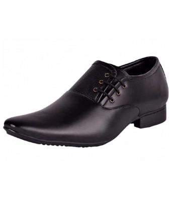 Ramoz Black Formal Shoes For men