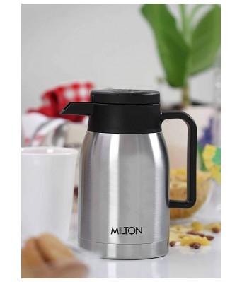 Milton Omega Coffee Pot 500 Flask, 500ml, Steel Plain