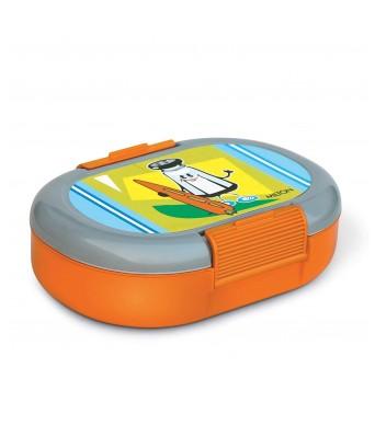 Milton Slido Lunch Box, Orange