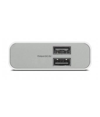 Lenovo PA10400 10400mAh Powerbank__White