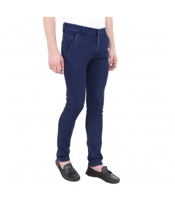 Ridge Vogue Regular Men Dark Blue Jeans
