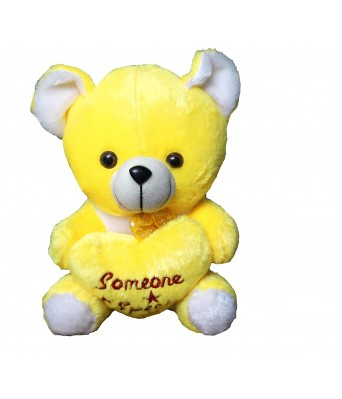 Furfun toys Teddy Bear for Girls Girlfriend Babies for gifitng Someone Yellow Color 12 inch Someone Special