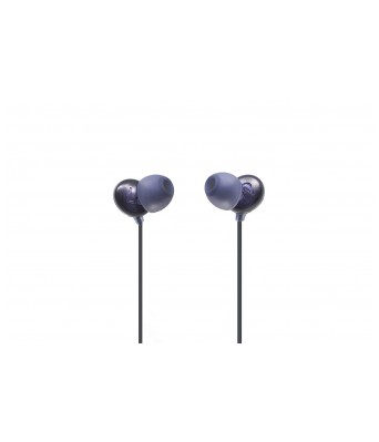 Philips SHE2405BK/00 Upbeat inear Earphone with Mic (Black)