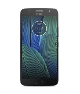 Moto G5s Plus (Lunar Grey  64GB)