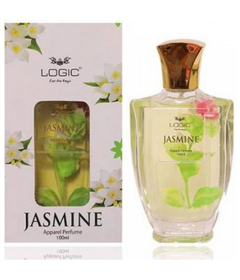 Logic Jasmine Apparel Perfume - 100 ml(For Men & Women)