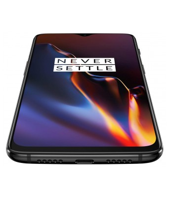 OnePlus 6T (Mirror Black  6GB RAM  128GB Storage)