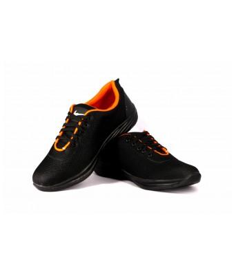 Aashna Retails Black Color Stylish Designer Shoes for Mens