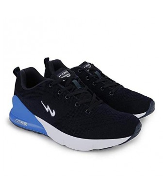 Campus North Blue White Running Shoes