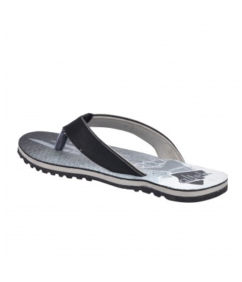 Altek Stylish Volv Grey Flip Flop For Men
