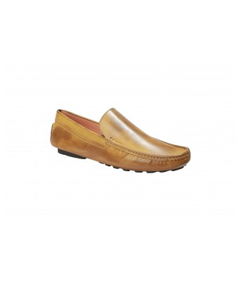 Boggy Confort Stylish Tan Color Loafers for Mens & Boys