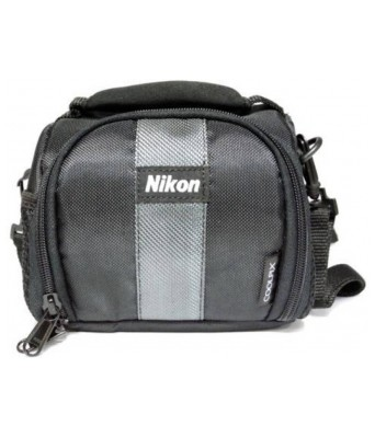 Nikon Coolpix Soft-3 Camera Bag  (Black)