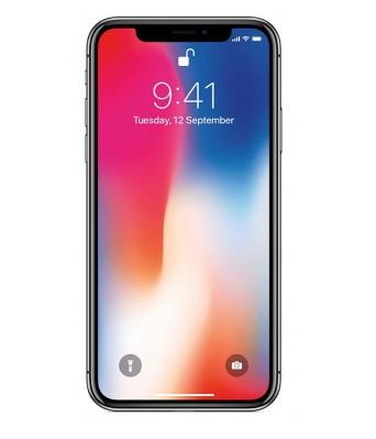 Apple iPhone X (Space Grey, 3GB RAM, 64GB Storage)