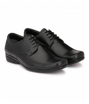 Boggy Confort Black Color Formal Shoes for Mens & Boys