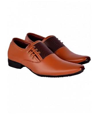 Ramoz Tan Formal Shoes For men