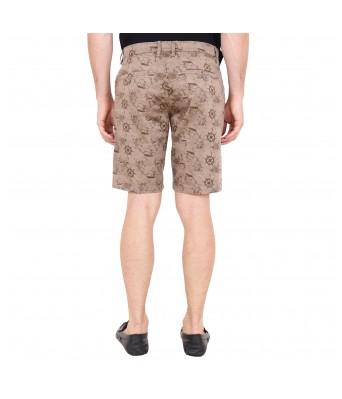 Ridge Vogue  Mens Branded Shorts  Multicolor  Cotton Febric D4