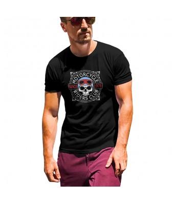 Koolpals Black Cotton Men T-Shirts
