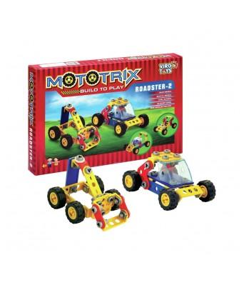 Virgo Toys Mototrix Roadster 2 (Multicolor)
