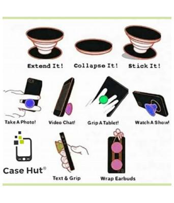 610 Case Hut Designer Printed Mobile Holder