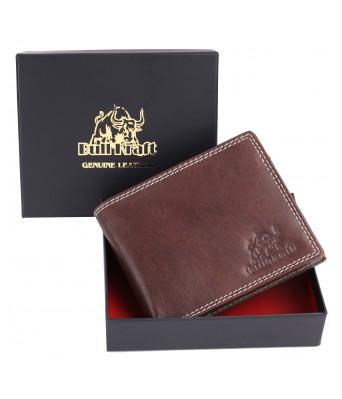 Men's Pure Leather Wallet