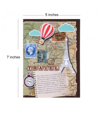 Travelogue  Notebook
