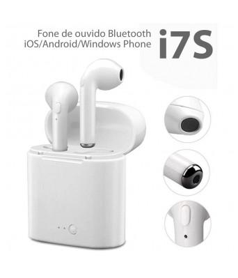 DMD i7S TWS Twins Wireless Bluetooth Earphone