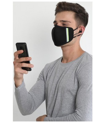 Branded Bluetooth Latest Version Mask with Mobile Connectivity.(PACK OF 3)