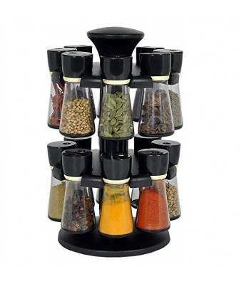 DSC Spice Rack 16 Jar