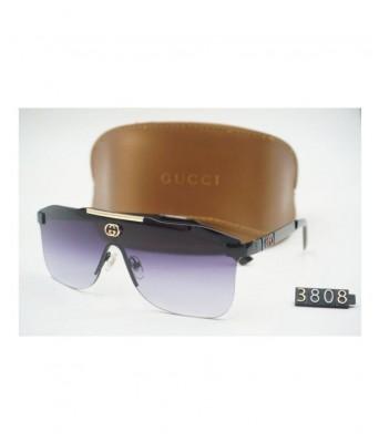 GUCCI EYEWEAR Purple Oversized Sunglasses ( 1 )