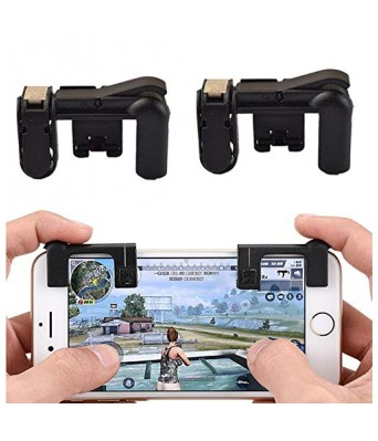 Sasta Bazar Gaming Trigger Fire Button Gaming Controller Pubg Shooter for Samsung iPhone Most Smart Phone