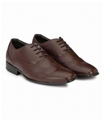 Boggy Confort Brown Color Formal Shoes for Mens & Boys