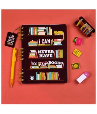 Bookworm Notebook