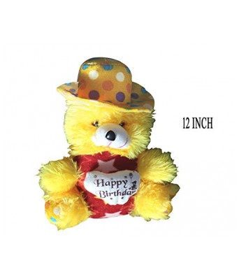 Furfun toys Teddy Bear for Babies , Girls , Girlfriend , 12 inch Height Cap !