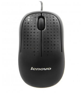 Lenovo M110 USB Mouse Black
