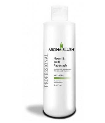 Aroma Blush Neem & Tulsi Face Wash (500 ml)