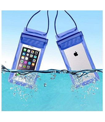 Sasta Bazar Online Exclusive Waterproof Mobile Pouch for Underwater Photography (Pack of 2)