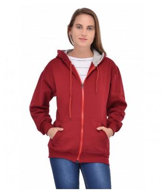 AFW Womens Maroon Sweatshirt