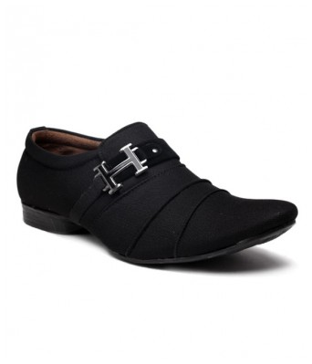 Black Executive ScootMart Shoe