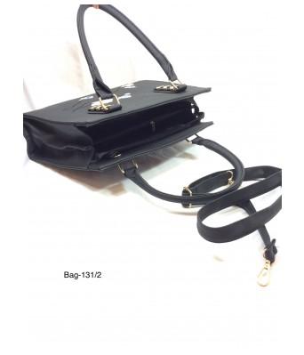 Stylish Handbag for Women by Boga (Code - Bag-131 Black)