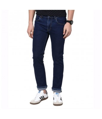 Masterly Weft Awesome Trendy Blue MenS Jeans Made By Denim