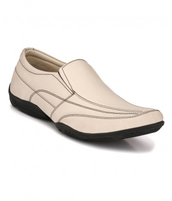 Boggy Confort White Color Formal Shoes for Mens & Boys