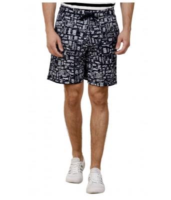 MSG Anthra Melange Men Shorts