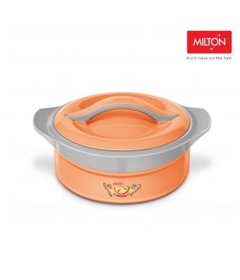 Milton Plastic Casserole, 1 litres, Peach ZENITH 1000