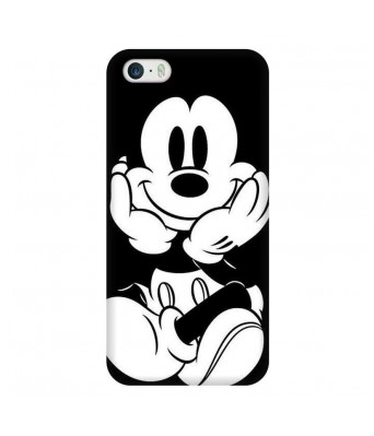 HyperTake  Design 3D Printed Hard Back Case Cover for IPhone 5S