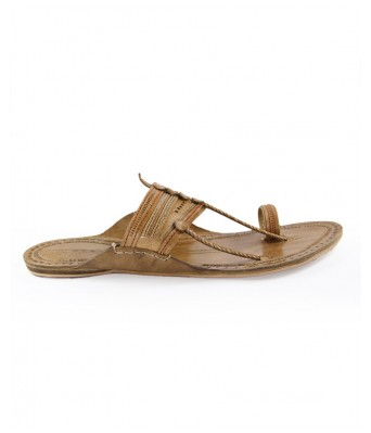 Authentic kapshi chappal for men