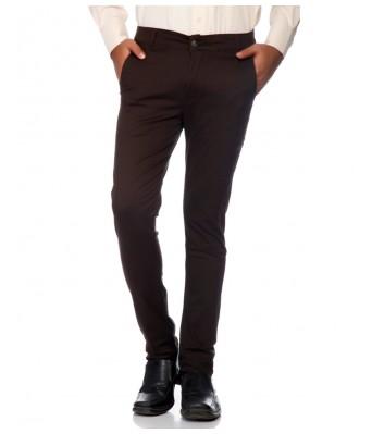 Ansh Fashion Wear Mens  Strechable Regular Wear Chinos