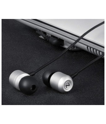 ZOOOK Stereo Earphones with MIC Bass Monster 110